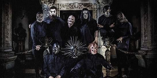 Slipknot regresa a Bogotá con todo su frenesí