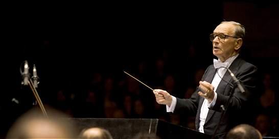 Ennio Morricone dirigirá tradicional concierto en el Vaticano