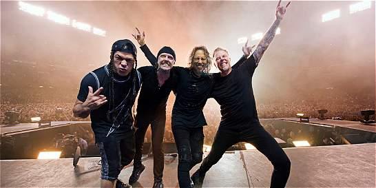 La banda Metallica se reconectó al 'thrash'
