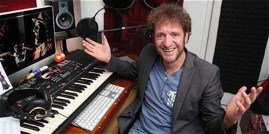 Toño Restrepo, rumbo al Grammy, por interpretaciones de música del Joe