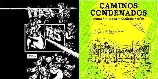 Historias de América Latina en cómics