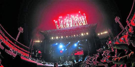¿Cuánta  plata le deja la música a Bogotá?