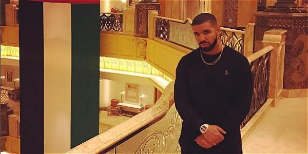 Las canciones del canadiense Drake fueron las más reproducidas del catálogo de Spotify en el mundo durante 2016.
