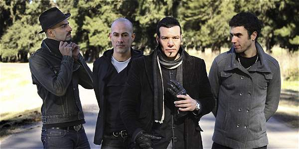 El grupo argentino Catupecu Machu se presenta hoy.