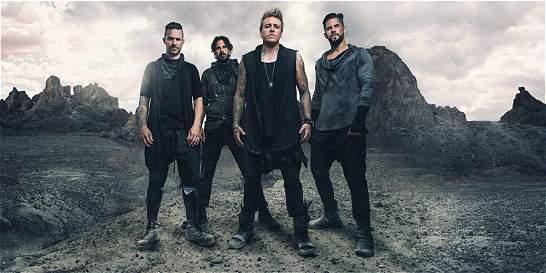 Papa Roach vuelve a Colombia para hacer vibrar a sus fanáticos