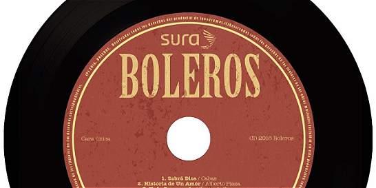 José Gaviria ahora presenta un álbum de boleros