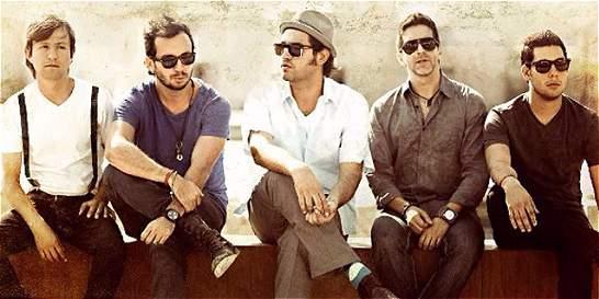 La banda mexicana Los Claxons llega a Colombia