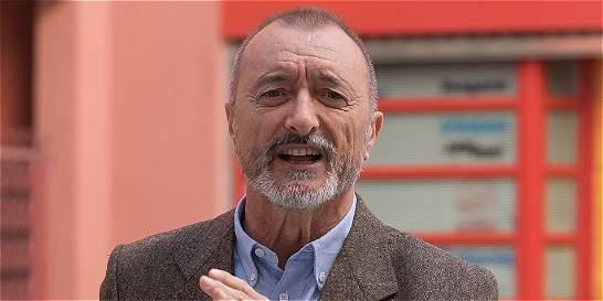 Arturo Pérez-Reverte habla de su nueva novela 'Falcó'