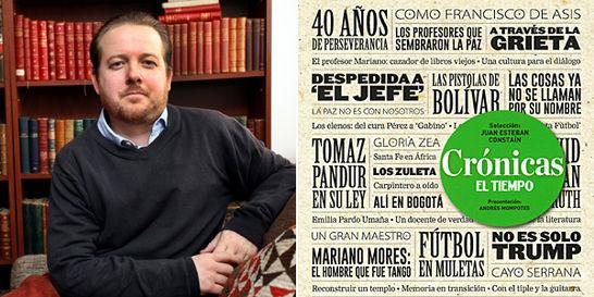 Las mejores crónicas de EL TIEMPO, reunidas en un libro
