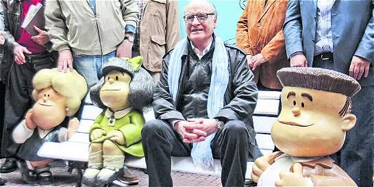 Mafalda se publica por primera vez en lenguaje braille