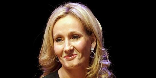 J.K. Rowling confirmó que trabaja en la publicación de dos novelas