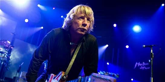 Murió Rick Parfitt, legendario guitarrista de la banda Status Quo
