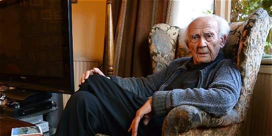 Murió el filósofo Zygmunt Bauman, uno de los pensadores del siglo XX