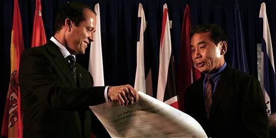 El escritor japonés Haruki Murakami lanzará nueva novela en febrero