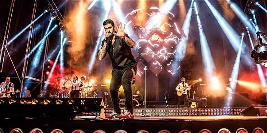 Melendi dará concierto en Bogotá