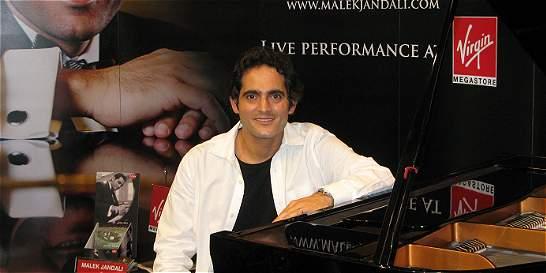 El pianista Malek Jandali se presenta en el Carnegie Hall, Nueva York