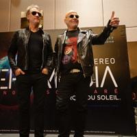 Así se oirá la música de Soda Stereo en el show de El Circo del Sol