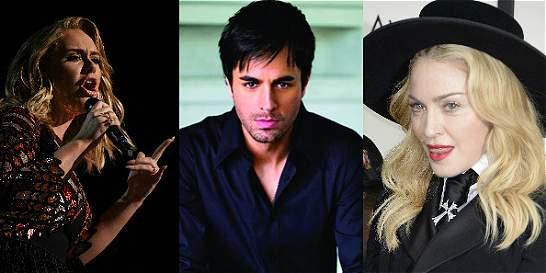 Adele y otros cinco artistas que tuvieron errores en el escenario