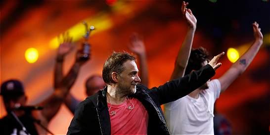 Los Fabulosos Cadillacs abrieron Festival de Viña del Mar