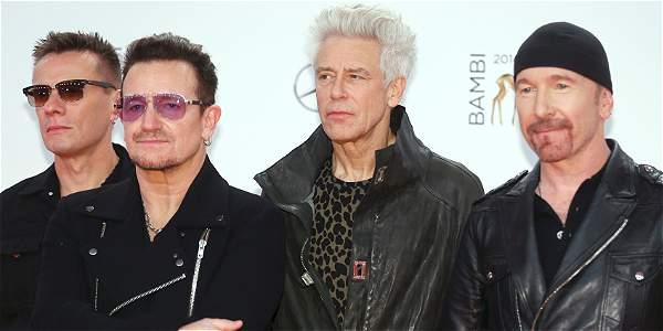 U2 lanzó su álbum 'Achtung Baby' en noviembre del 1991.