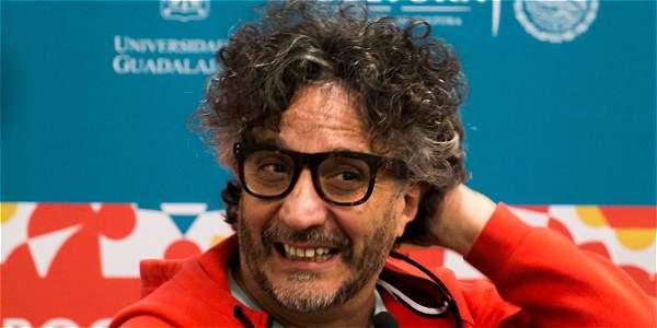 El músico argentino Fito Páez es un visitante asiduo de Colombia, donde tiene muchos seguidores.