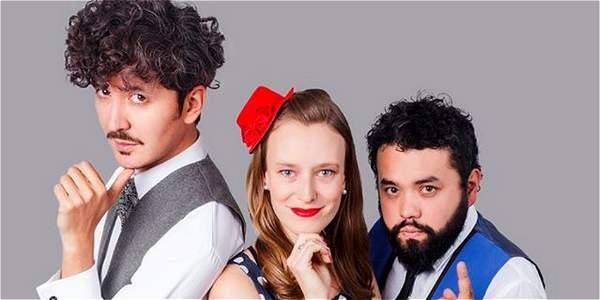 la cantante Marilou Chani, el guitarrista, productor y arreglista Luis da Bit, y el contrabajista y mánager Aldo Zolev interpretarán canciones en varios idiomas.