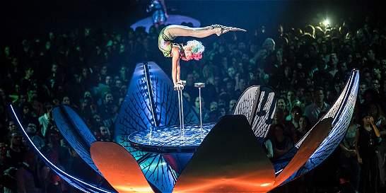 Soda Stereo y el Circo del Sol estrenaron el espectáculo 'Sép7imo Día'