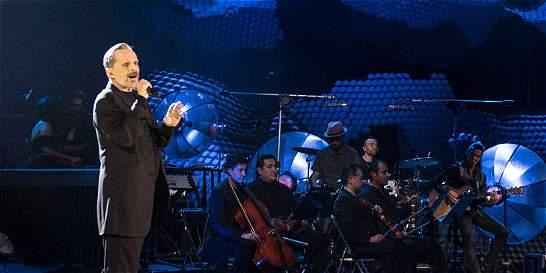 Este lunes empieza preventa de boletas para conciertos de Miguel Bosé