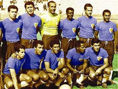 Especial Chile 62: cincuenta años de nuestro primer mundial de fútbol