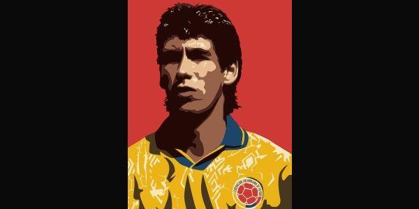 Andrés Escobar participó en dos mundiales con Colombia: Italia-1990 y USA-1994.
