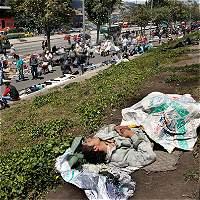 'Si la pobreza baja es por las políticas del Distrito': Petro