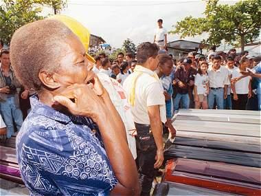 Infografía: Antioquia, el departamento con más víctimas registradas