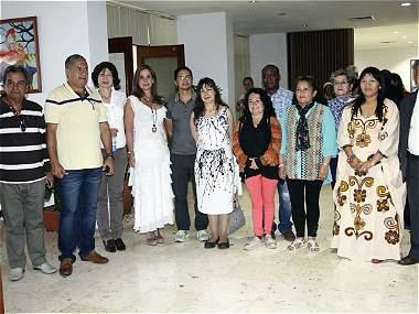 El primer cara a cara con las víctimas en La Habana