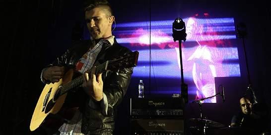 Juanes le cantó a Pereira en su cumpleaños 151
