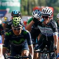 La decepción colombiana en la Vuelta a España no esconde su futuro