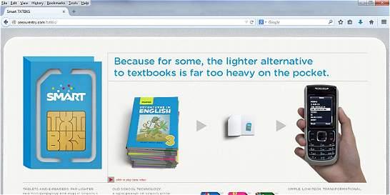 La iniciativa que convierte los celulares antiguos en libros digitales