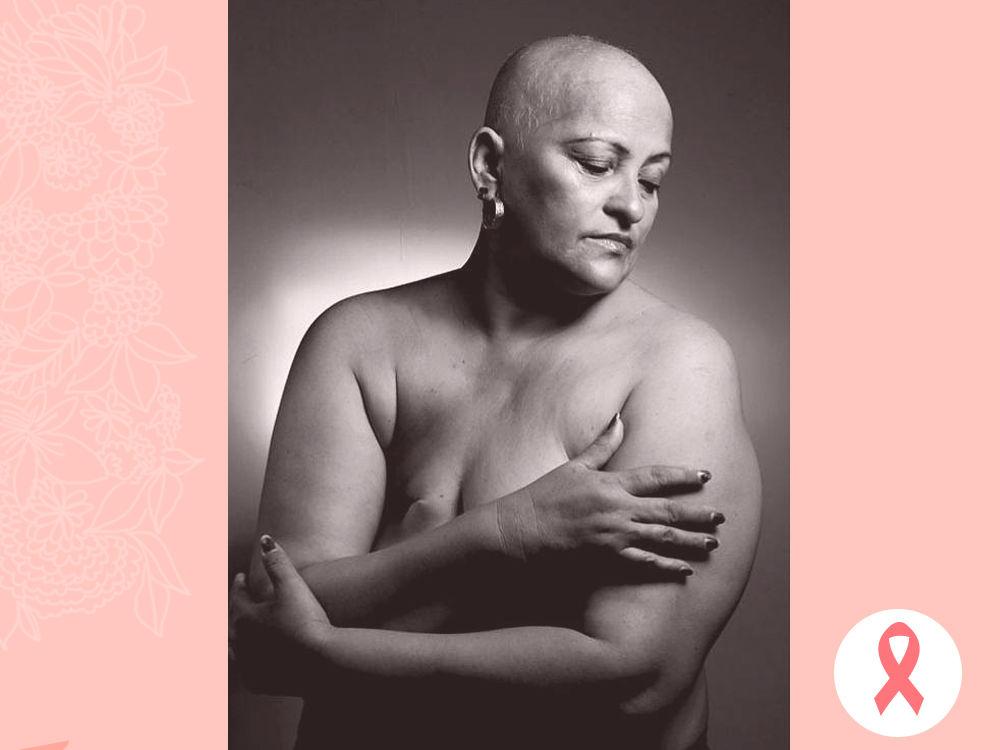 LEONOR REYES. Ella y las demás mujeres en esta galería, pertenecen al grupo de apoyo de pacientes mastectomizadas 'La esperanza', de la Liga Contra el Cáncer, regional Atlántico.