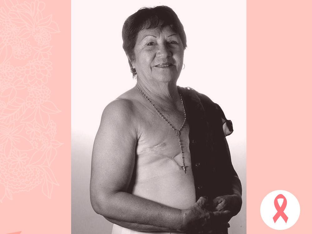 ROCÍO BARROSO DURÁN. Invitan a las mujeres que padecen  cáncer de seno a enfrentar su enfermedad con entereza y junto a su familia.