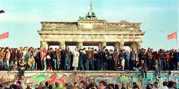 La noche en la que Berlín volvió a ser una