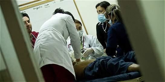 'El paciente no murió, estuvo siempre en condiciones de ser reanimado'