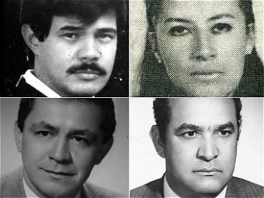 Los rostros de una tragedia