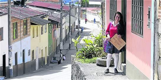 Karen dejara Macanal para estudiar lenguas - ElTiempo.com