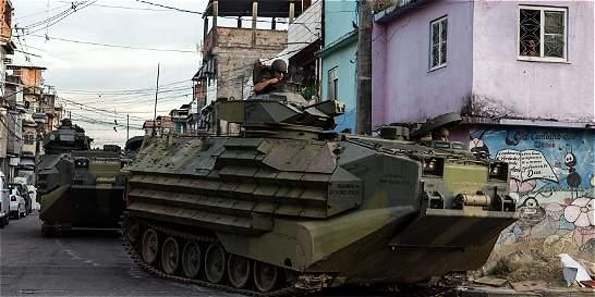 Brasil, el gigante suramericano a medio despertar
