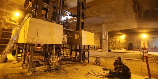 El metro de Quito estará listo en el 2018