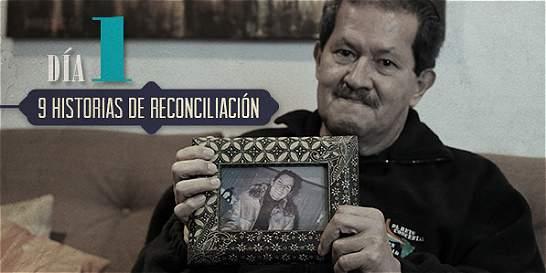 'Con odios y venganzas no voy a revivir a mi hija': Angelino Garzón