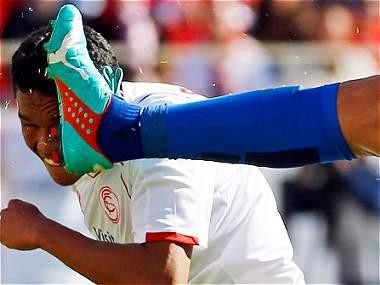 Las fotos deportivas del 2014 que produjeron un ¡ay, qué dolor!