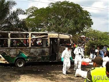 Las tragedias que afectaron a los colombianos durante el 2014