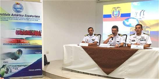 En Guayaquil: ciencia, geopolítica y vallenato