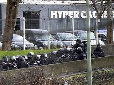 Tensión en París por nueva toma de rehenes