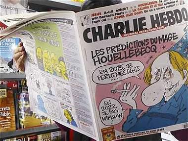 'Charlie Hebdo' volverá a publicarse la semana próxima